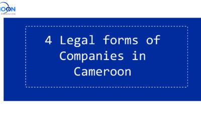 4 LEGAL FORMS OF BUSINESSES IN CAMEROON
