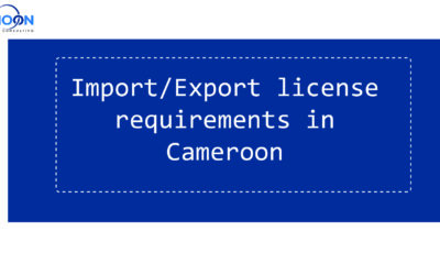 7 Requirements to apply for an import/export license in Cameroon